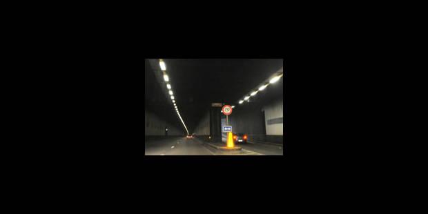 Tunnels: 4 bandes dans le même sens? - La Libre