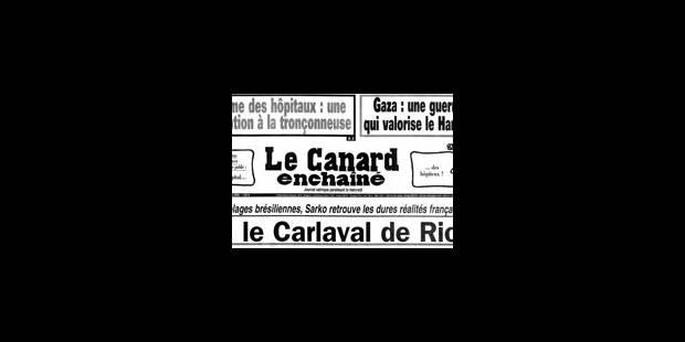 """Un """"Canard"""" pas si indépendant - La Libre"""