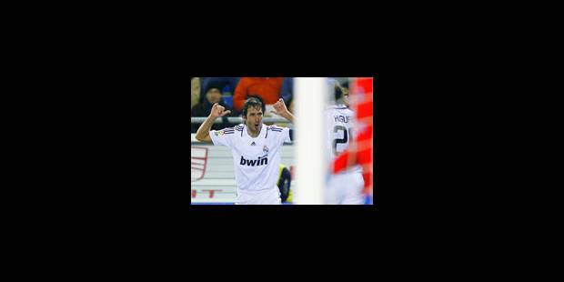 Raul rejoint Di Stefano - La Libre