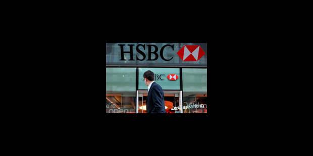 HSBC émet des actions pour respirer - La Libre