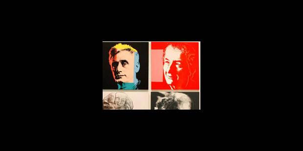 Paris célèbre Andy Warhol - La Libre