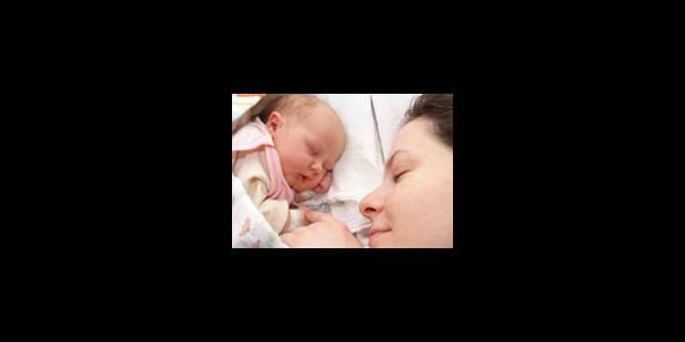 Proposition pour un congé de maternité de 20 semaines - La Libre