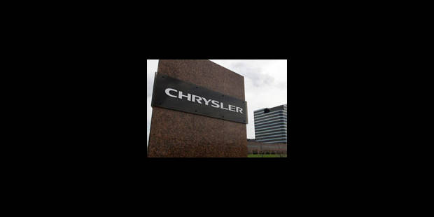 Chrysler est parvenu à un accord avec Fiat - La Libre