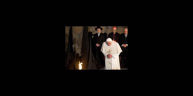 Controverse après les déclarations du Pape sur la Shoah - La Libre
