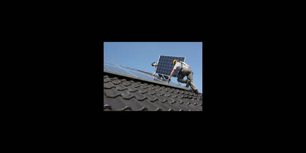Le renouvelable en Wallonie peut atteindre 17,9% - La Libre