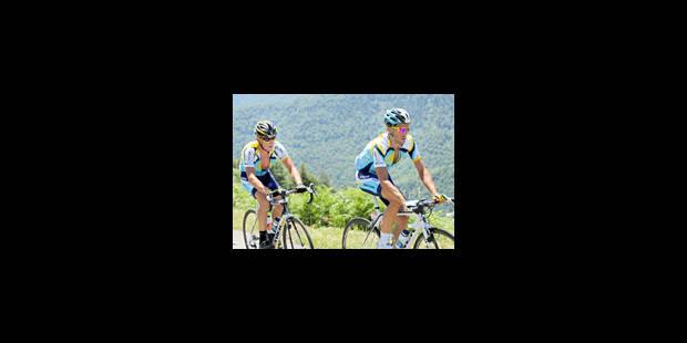 Tour de France: de la friture sur la ligne - La Libre