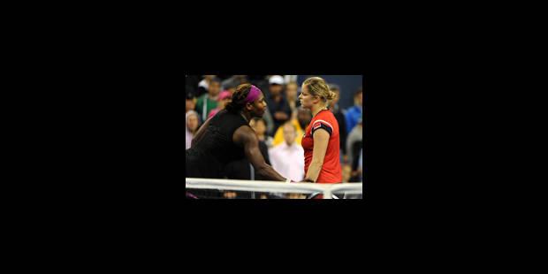 Clijsters en finale contre Wozniacki à 3h00 du matin - La Libre
