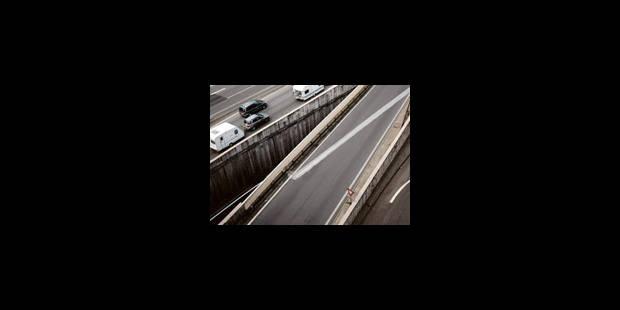 Les travaux sur autoroutes flamandes pourront être effectués 24h/24 - La Libre