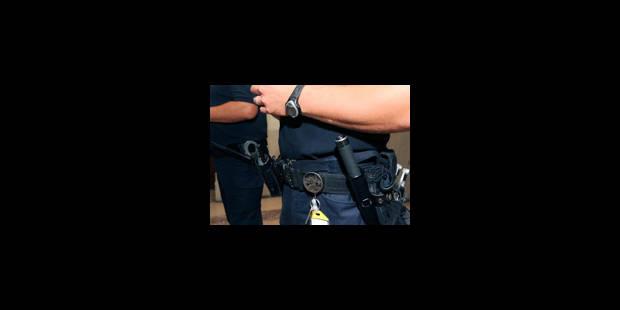 Accord trouvé à la police de Bruxelles-Ouest - La Libre