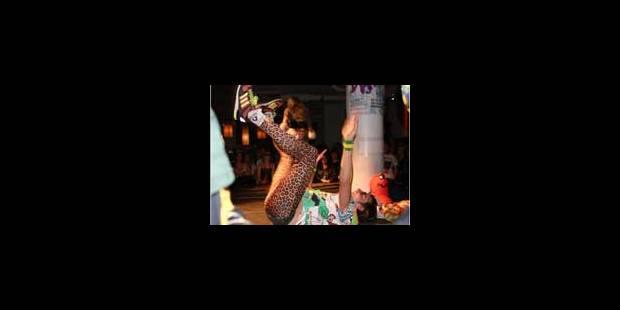 L'art de mal danser - La Libre