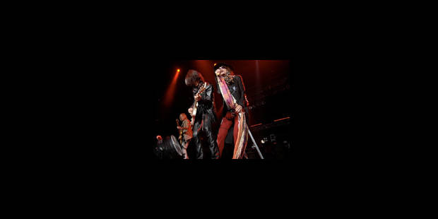 Aerosmith se cherche un nouveau chanteur - La Libre