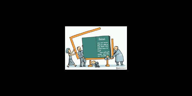 Pour une école de la confiance - La Libre