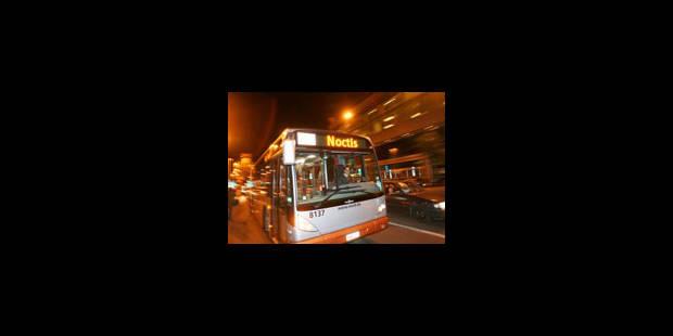 Noctis réduit à 10 lignes; le taxi collectif plus attractif - La Libre