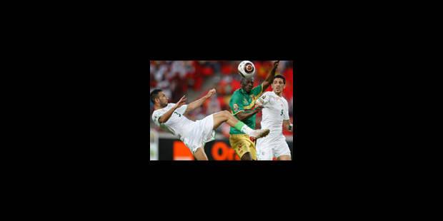 CAN-2010 : Mali-Algérie 0-1 - La Libre