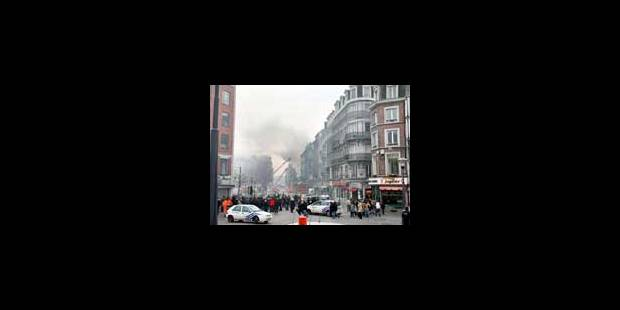 Explosion à Liège: un décès et au moins encore 3 disparus - La Libre