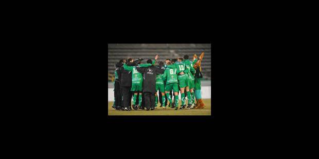 Coupe de Belgique : le Cercle élimine Anderlecht ! - La Libre