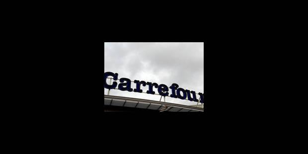 Carrefour: Convention, quand tu nous lies - La Libre