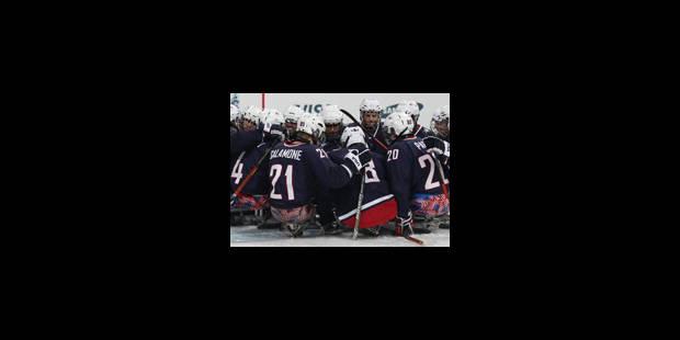 Paralympiques Hockey: les Etat-Unis en or aux dépens du Japon - La Libre