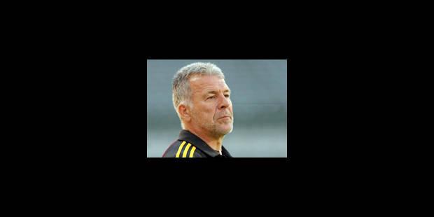 Eric Gerets, futur entraîneur du Maroc ? - La Libre