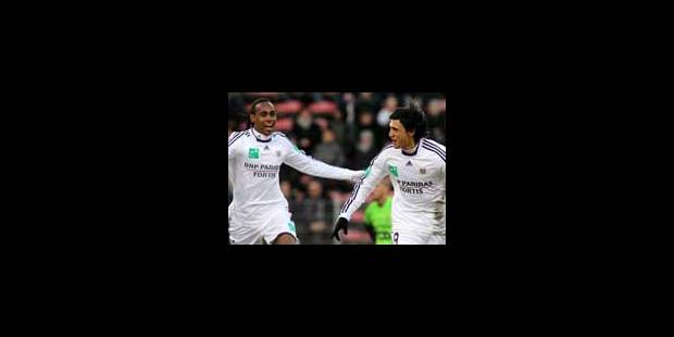 Anderlecht: Kanu et Suarez prolongent - La Libre