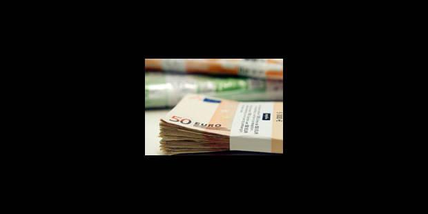 Pression fiscale constante en Belgique - La Libre