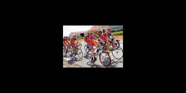 Tour de France - Les équipes américaines débarquent dans la Vieille Europe - La Libre