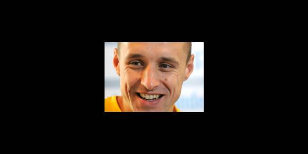 Timmy Simons quitte le PSV - La Libre