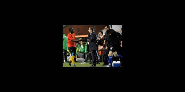 Lukaku n'est pas prêt - La Libre