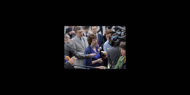 Ouverture d'un sommet de l'UE dominé par les Roms - La Libre