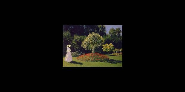 Claude Monet sur son trente et un - La Libre