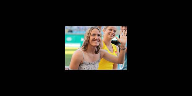 Justine Henin rêve de gagner encore un Grand Chelem - La Libre
