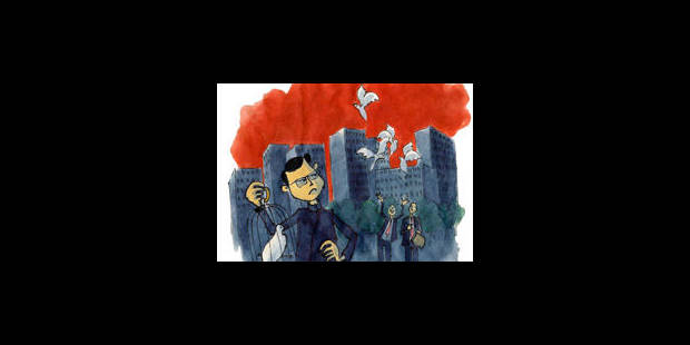 Liu Xiaobo ne viendra pas - La Libre
