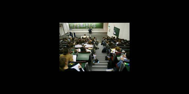 Les étudiants de l'UCL ne veulent pas d'une fusion - La Libre