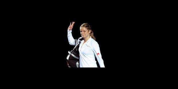 Prix de la presse internationale pour Kim Clijsters - La Libre