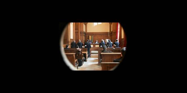 Le ministère public requiert la perpétuité contre Junior - La Libre
