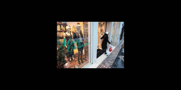 Le clic claque les portes des boutiques - La Libre