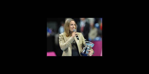 "Justine Henin: ""Merci pour tout !"" - La Libre"