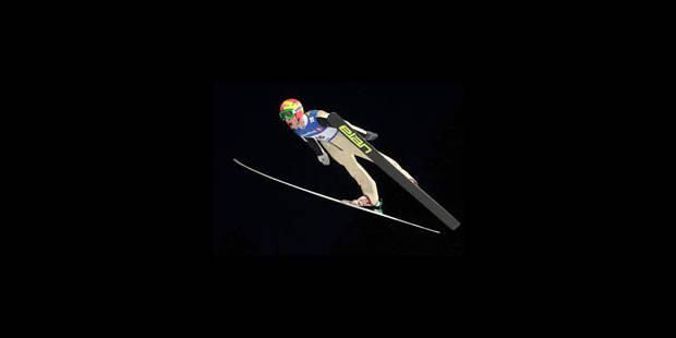 Saut à skis: nouveau record du monde pour le Norvégien Evensen à 246,5 m - La Libre
