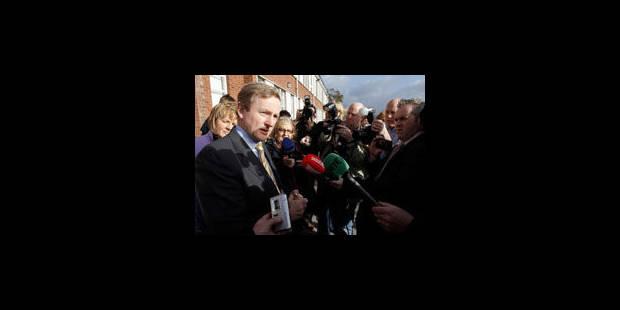 Fine Gael vainqueur mais sans majorité absolue - La Libre