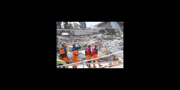 Séisme à Christchurch: 113 morts, 228 disparus - La Libre