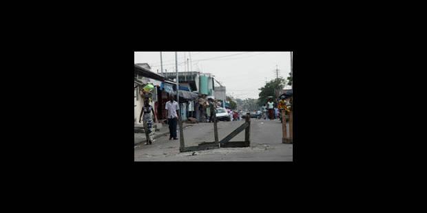 Côte d'Ivoire, situation humanitaire difficile dans le quartier des combats à Abidjan - La Libre