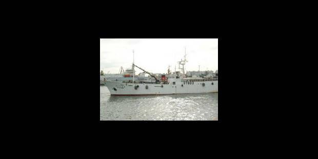 Trois marins portés disparus en Mer du Nord - La Libre