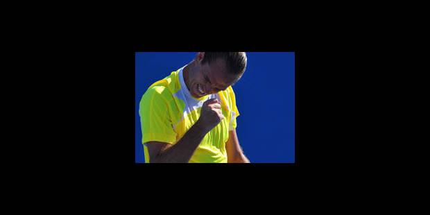 Indian Wells: Malisse qualifié pour la finale du double - La Libre
