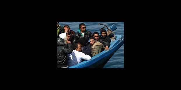 Arrivée en Italie du premier bateau de migrants venant de Libye - La Libre