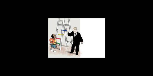 Aller à l'école ne suffit pas - La Libre