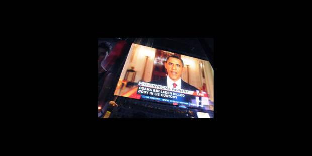 La presse américaine jubile après la mort de Ben Laden - La Libre