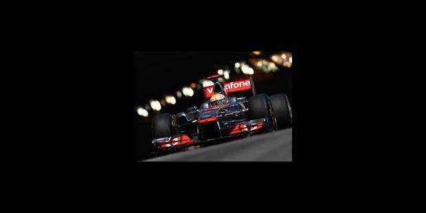 Vettel en pôle, crash violent pour Perez - La Libre