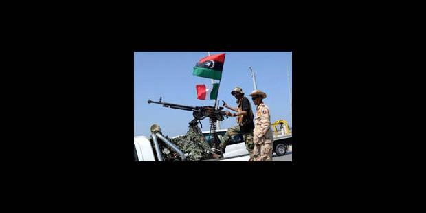 Libye: l'Otan prolonge sa mission jusqu'à fin septembre - La Libre