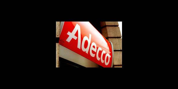 Adecco versera 25.000 euros à SOS Racisme pour discriminations - La Libre