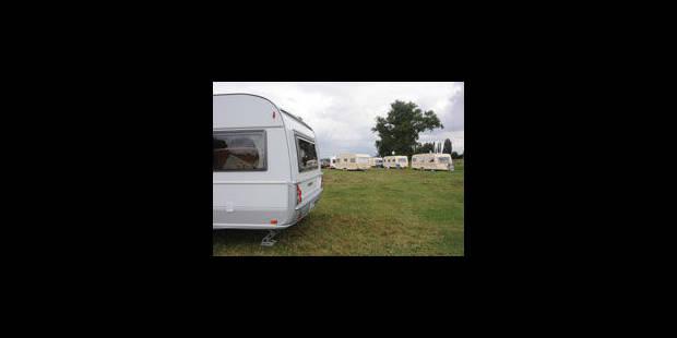 Le Brabant wallon encourage les communes à accueillir les gens du voyage - La Libre